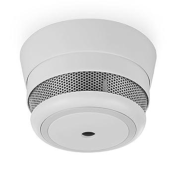 Smartwares SH8-90101 Pro Series-Detector de Humo Inteligente, ampliación, Blanco: Amazon.es: Bricolaje y herramientas