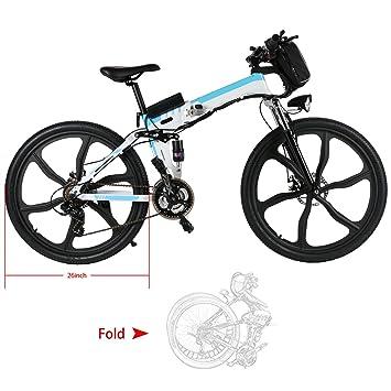 E Bike Mountainbike E Mtb Fully 26 Zoll Elektrofahrräder Fahrrad