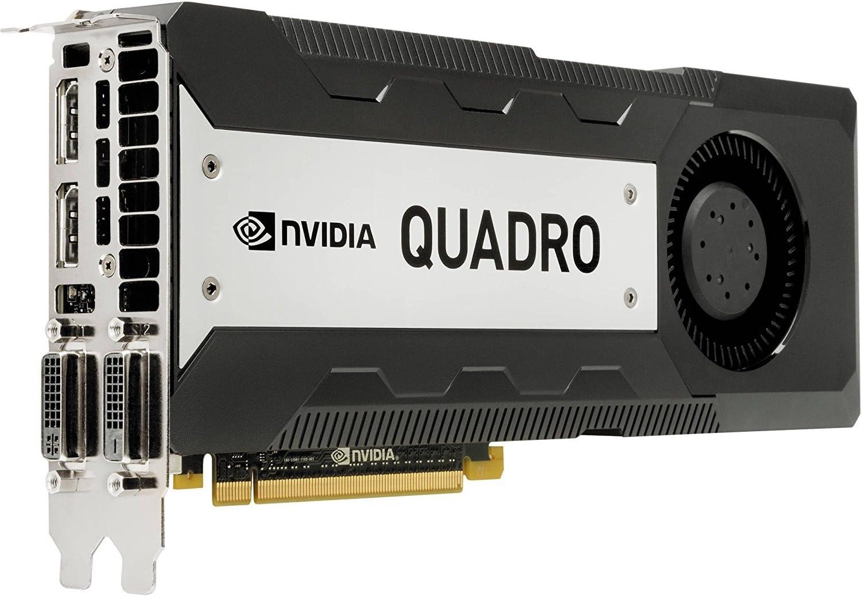 NVIDIA Quadro K6000 12GB GDDR5 384-bit PCI Express 3.0 x16 Full Height Video Card (Renewed)