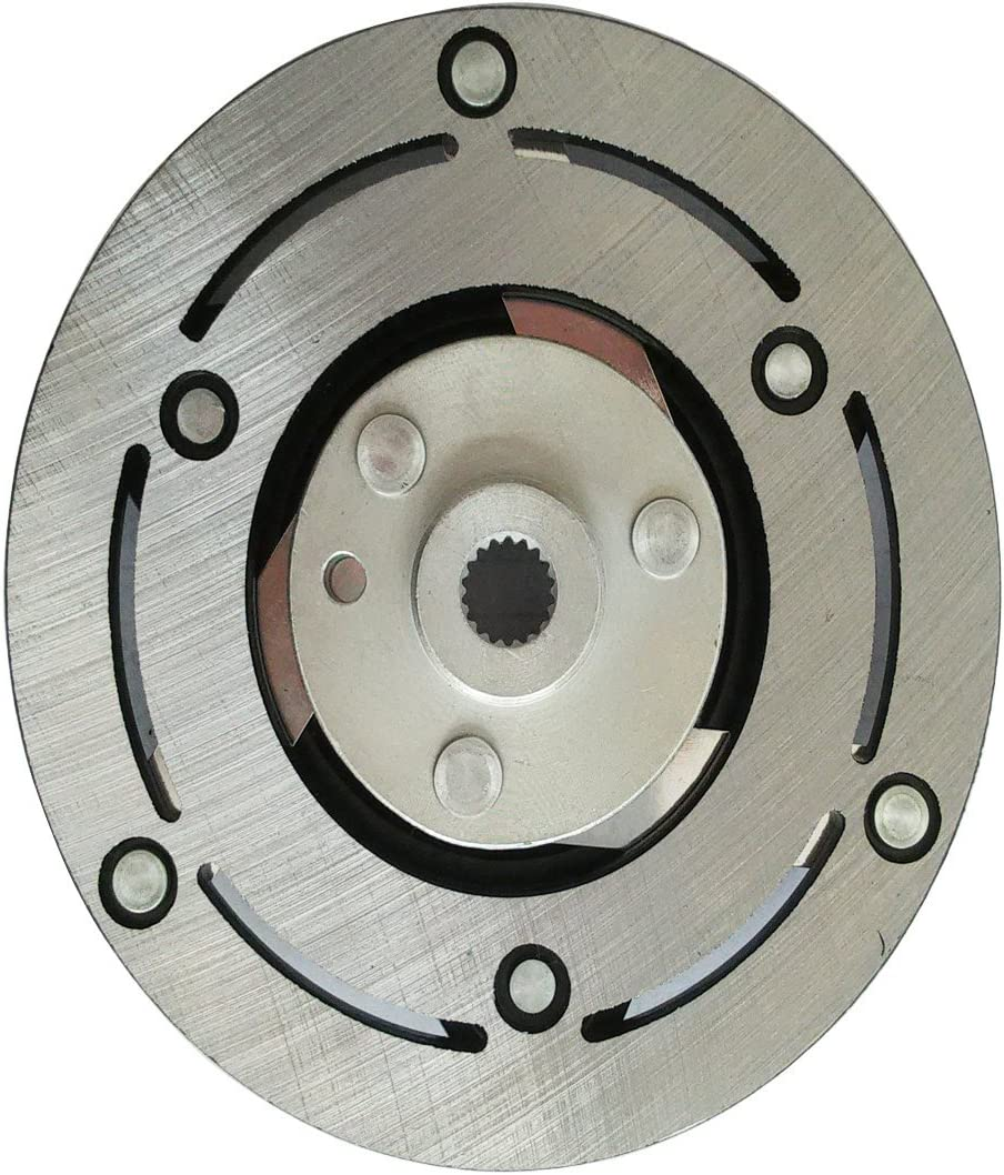 Wisepick A//C AC Compressor Clutch Hub 10PA Serie Front Plate Sanden TRS090 TRSE07 for Honda Accord