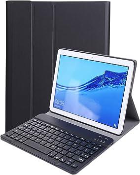 RLTech Teclado Funda para Huawei MediaPad T5 10, (QWERTY ...