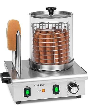 Amazon.es: Máquinas de perritos calientes: Hogar y cocina