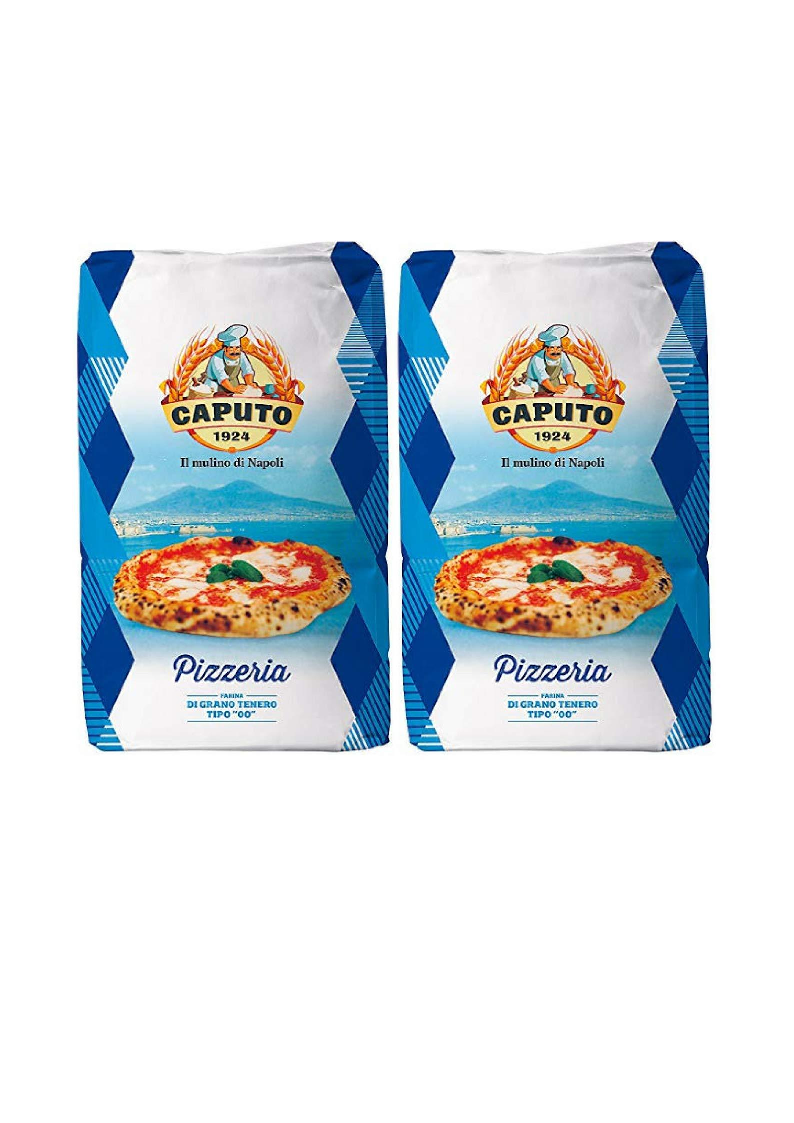 Antimo Caputo Pizzeria Flour, 55 Pound (2 Pack)