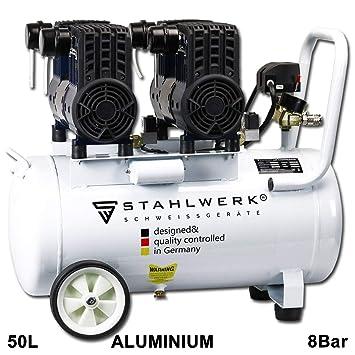 STAHLWERK ST 558 pro - Compresor de aire comprimido (tanque ...