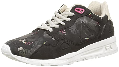 Le Coq Sportif LCS R900 Winter Floral, Zapatillas para Mujer, Negro (Black MornBlack/Gray Morn), 41 EU: Amazon.es: Zapatos y complementos
