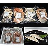 骨なし切身セット 4種類のお魚 切身 各500g 10切入 煮魚、焼き魚その他料理に大変便利です。【おかず・お弁当に便利!父の日ギフト・お中元・ご贈答・ご自宅用・お誕生日プレゼントにも!配送指定OK!
