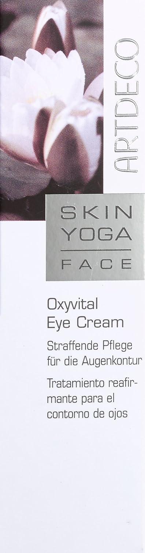 Artdeco Yoga de la piel de la cara femme/mujer, Oxyvital ...