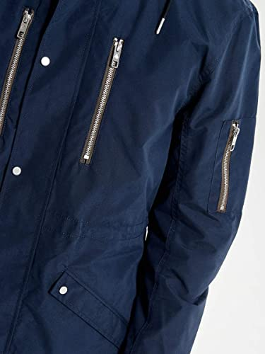 Only /& Sons Mens Onsklaus Parka Noos Coat