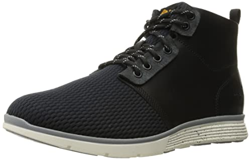 Timberland Men's Killington L/F Chukka Walking Shoe, Black, ...