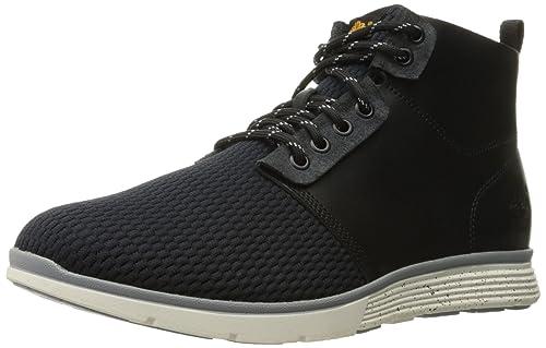 Timberland Men's Killington L/F Chukka Walking Shoe, Black, ...