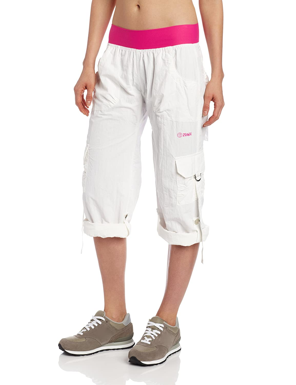 Zumba Fitness, Pantaloni Donna Simply Shine Z1B00146 : Z1B00146