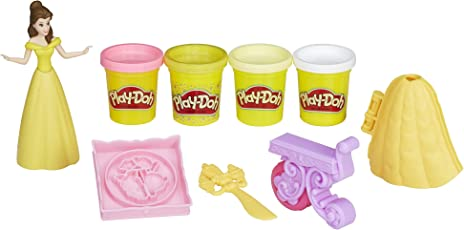Play Doh Manualidad Princess Belle