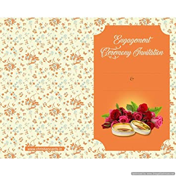 The Invitation Cards Betrothal Invitation Engagement