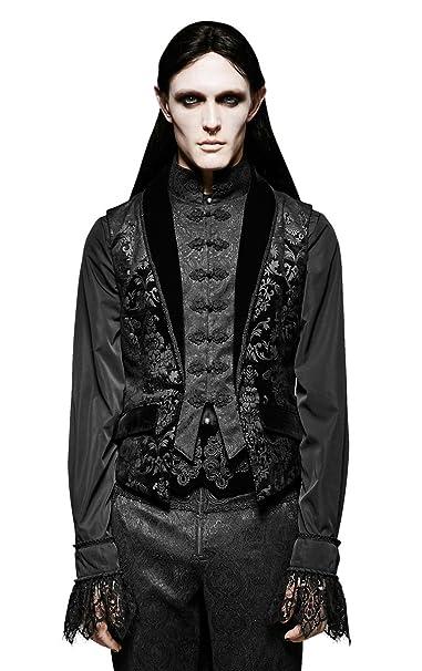 Punk Rave Cappotto Uomo: Amazon.it: Abbigliamento