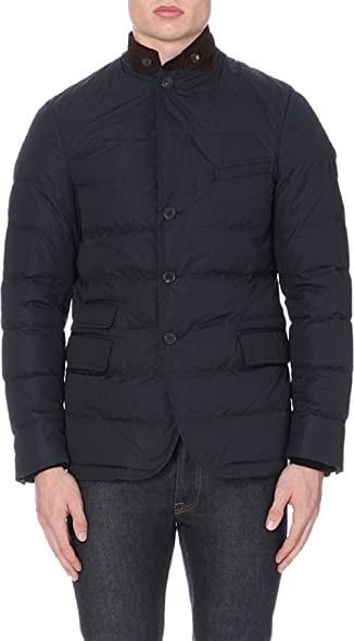 Polo Ralph Lauren Ashburn Down Quilted Jacket Navy XL at Amazon ... : ralph lauren jacket quilted - Adamdwight.com