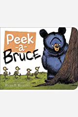 Peek-A-Bruce (Mother Bruce Series) Board book