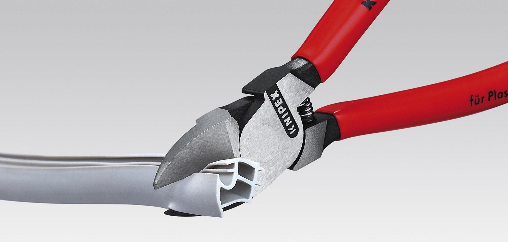 KNIPEX 72 01 160 Diagonal Flush Cutters
