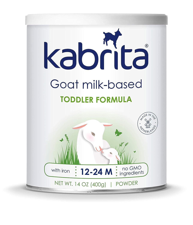 Kabrita Goat Milk Toddler Formula, 14 oz