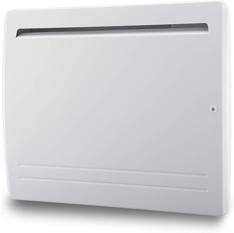 Radiador de cerámica resistente – calor suave – 1500 W – Detector de presencia – Color blanco