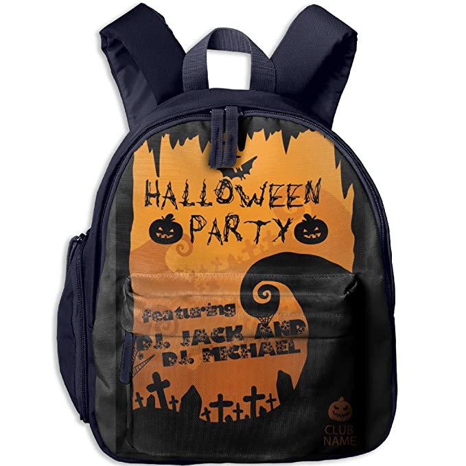 e994e201ff Mimemi Deep Forest Halloween Party Gift Cool Student School Bookbag Children  Sports Backpack School Backpack Bags