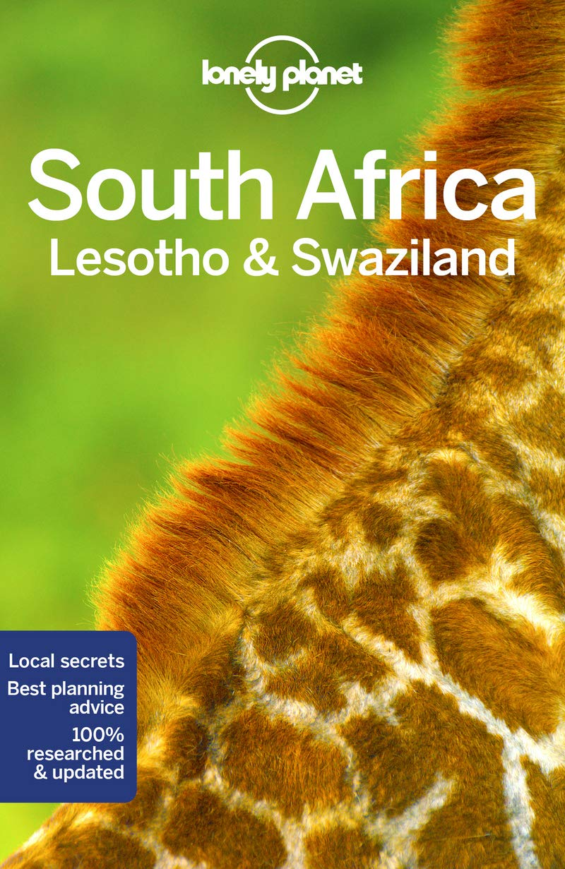 South Africa Lesotho And Swaziland  Lonely Planet Travel Guide