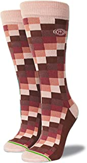 product image for Mitscoots Women's Pixel Crew Boot Socks