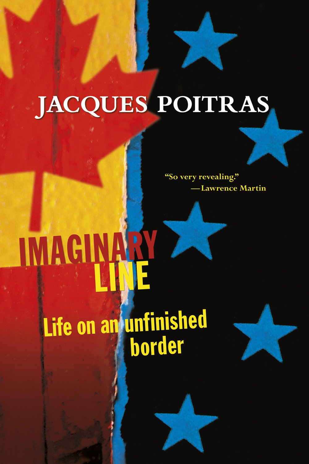 Imaginary Line: Life on an Unfinished Border PDF
