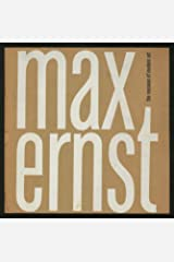 Max Ernst: [exhibition, at the Tate Gallery, 7 September to 15 October 1961] Paperback
