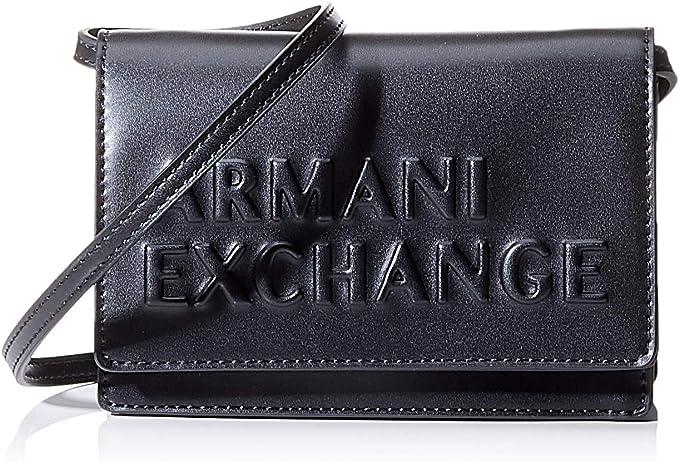 ARMANI EXCHANGE Small Crossbody Bag Borse a tracolla Donna amazon shoes neri A tracolla