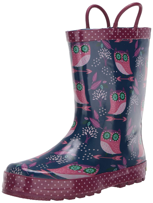 Western Chief Kids Owl Dream Rain Boot