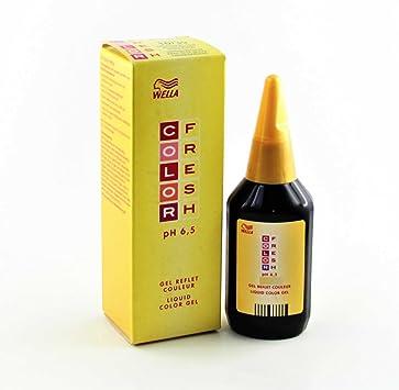 Wella Color Fresh 9/3 tinte Oro 75 ml: Amazon.es: Salud y ...