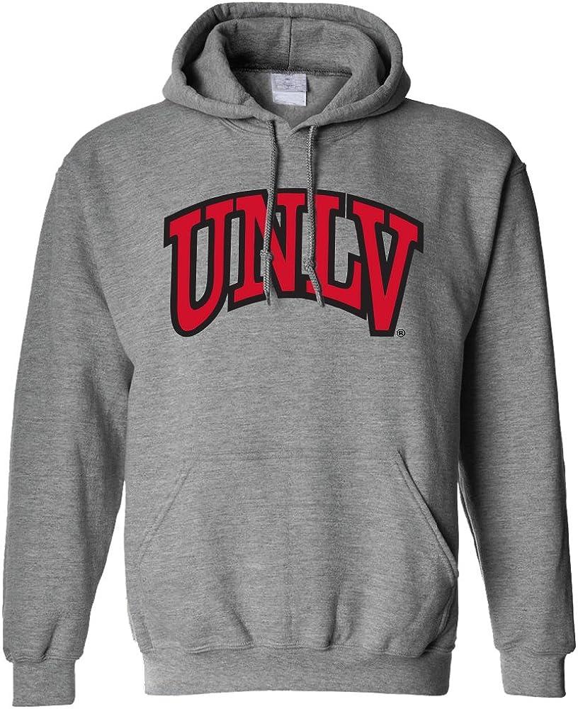 NCAA Mens Long Sleeve Hoodie
