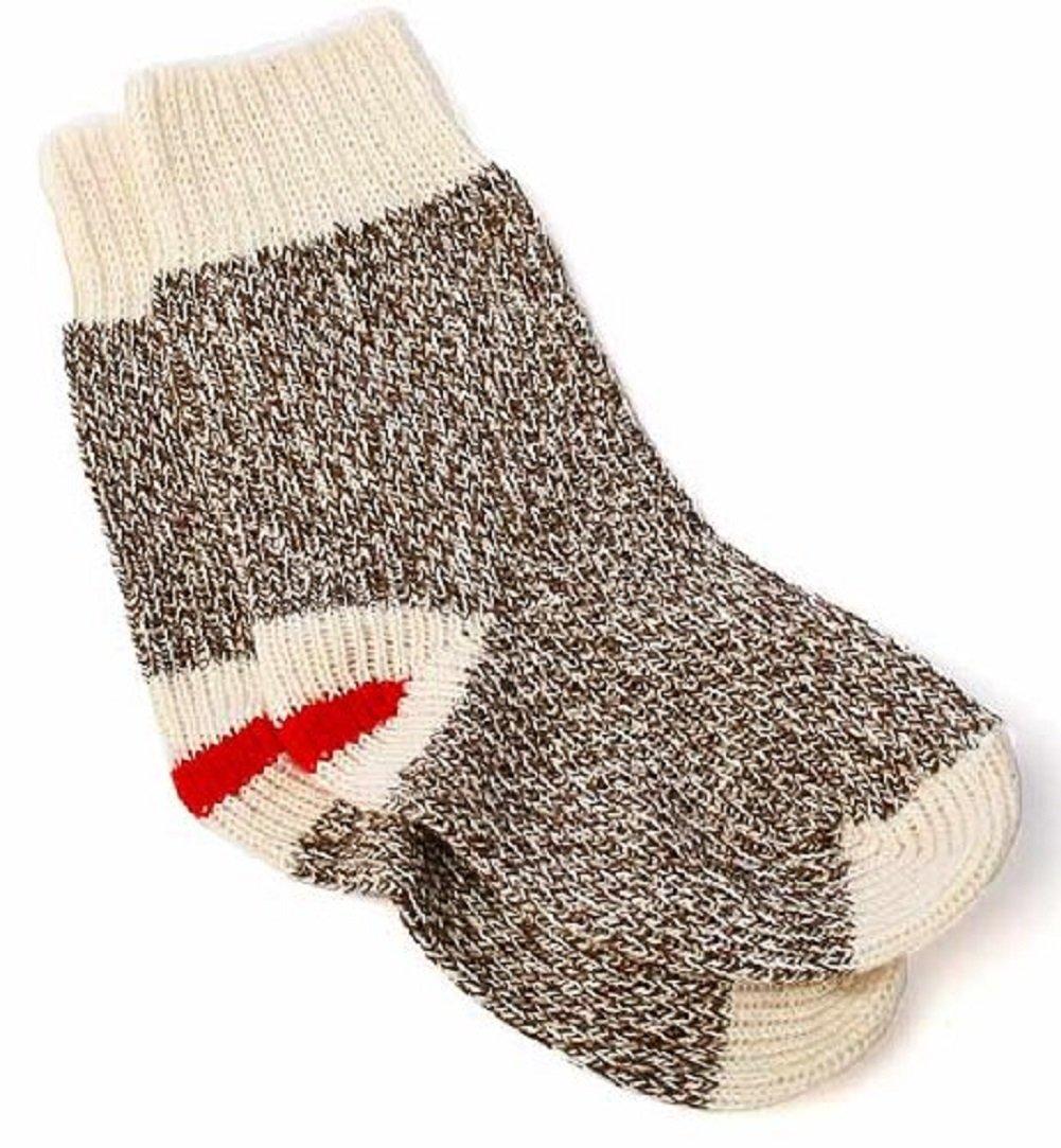 Amazon.com: Fox River Toddler Size Original Rockport Red Heel Sock ...