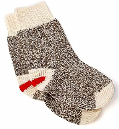 Amazon.com: Fox River Toddler Size Original Rockport Red Heel Sock ...