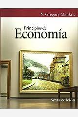 Principios de economía 6ª edición (Español) : N. GREGORY MANKIW (8497328973) (Spanish Edition) Kindle Edition