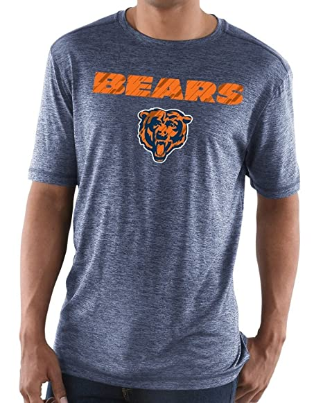 c6a64b35 Image Unavailable. Image not available for. Color: Majestic Chicago Bears  NFL Pro Grade Men's S/S Performance Shirt. Roll over image to ...