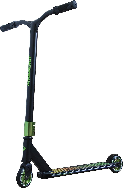 Schildkröt Stunt Scooter Kickless, verschiedene Designs wählbar, toller Stuntscooter mit HIC-Compression und Alu-Felge, 100 mm PU Räder, für ambitionierte Stunts und Tricks kaufen