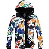 4915ae634a APTRO Men s High Tech Ski Jacket Waterproof Windproof Snowboard Mountain  Rain Coat