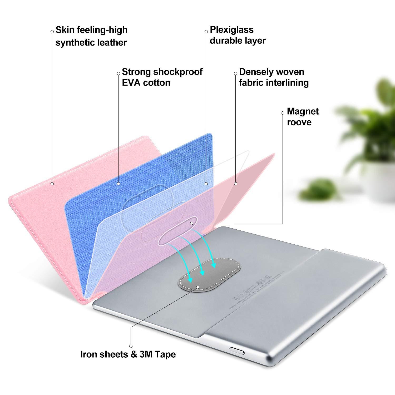 Ayotu Fabric Case 7Kindle Oasis d/ünnste und leichteste Starke Adsorption 10. Gen, Release 2019 /& 9. Gen, 2017 mit automatischer Aktivierung//Deaktivierung,Blau