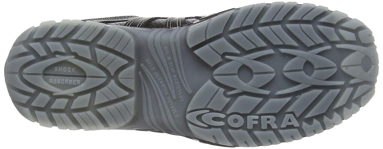 Cofra 30161/ /000.w43/Break S3/SRC Scarpa di sicurezza taglia 43/Nero