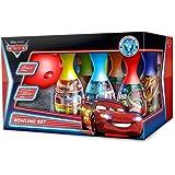 Disney Cars - Dsc-s14-3017 - Jeu De Plein Air - Set De Bowling