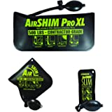 Calculated Industries 1134 AirShim Inflatable Pry Bars and Leveling Tools 3-pc Value Pack – Original AirShim, AirShim Pro XL,