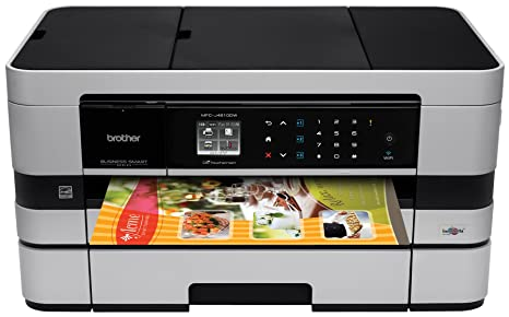 Amazon.com: Brother Printer businesssmart MFC-J4610DW ...