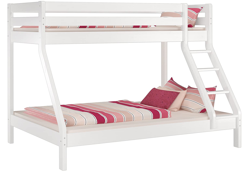 Etagenbett Drei Schlafplätzen : Erst holz doppel etagenbett und erwachsenen