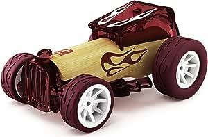 Hape Bamboo Toy Car Bruiser
