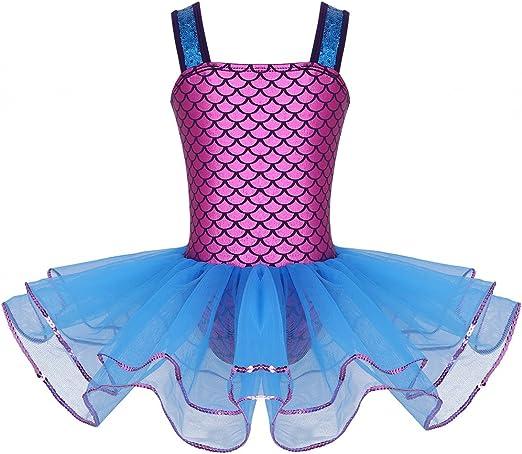 Ballet Dance Leotard//Dress Tutu Ages 3-9 years Fairy Dress Up Skirts Dancewear