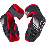 CCM Jetspeed Ft350 Junior Elbow Pads Black/Red M