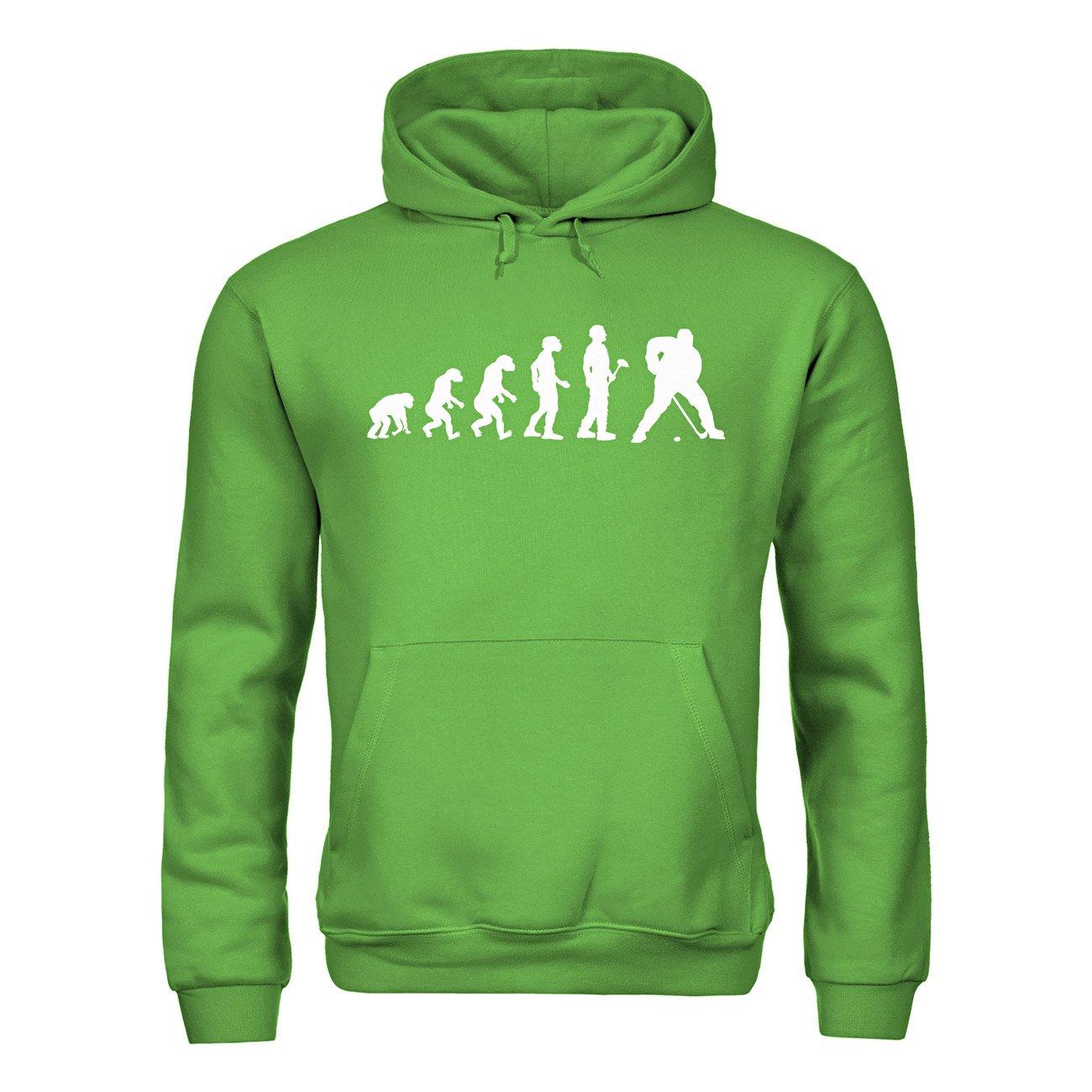 MDMA Kinder Kapuzensweatshirt Evolutionstheorie Eishockey mdma-kh00369