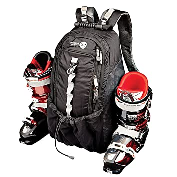 b619eab390 Rossignol Bootie Transport Pack (Black)  Amazon.ca  Sports   Outdoors