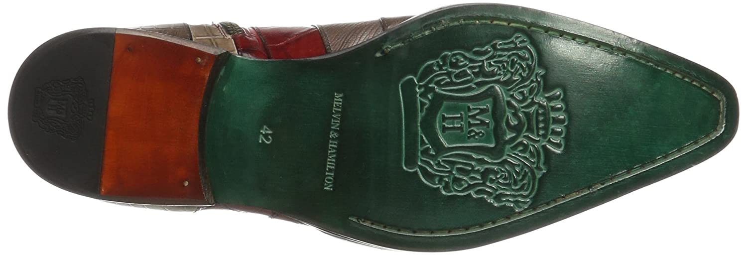 MELVIN & HAMILTON MH HAND MADE MADE MADE schuhe OF CLASS Herren Ricky 6 Chelsea Stiefel fa5a07
